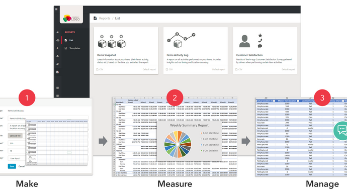 Zyllem Reports: Make. Measure. Manage.