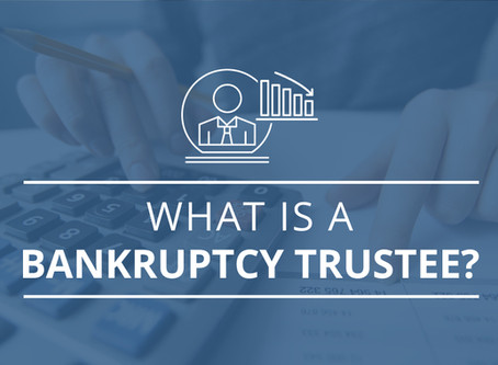 Bankruptcy Trustee Is Advocate For Creditors