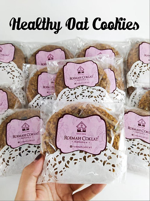 Healthy Oat Cookies /pcs