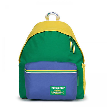 Eastpak Padded Pak'R Havaianas Mixed Green