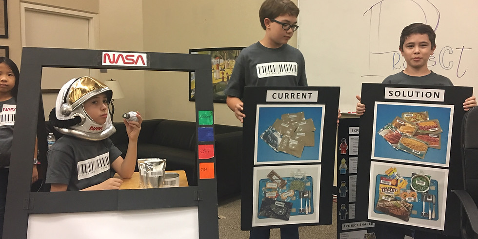 How to Develop an Innovative FLL Project - Workshop for Coaches and Parents