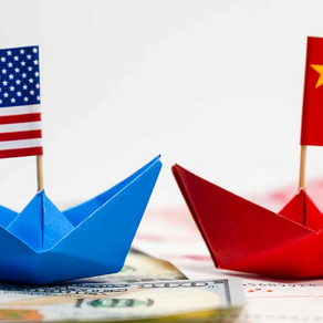 May Topic: In A Trade War: China Versus America