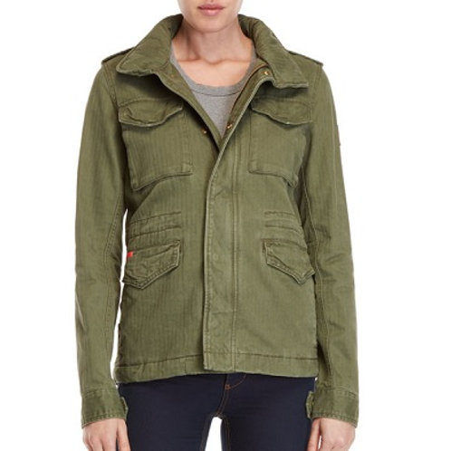Rookie Classic Military Jacket