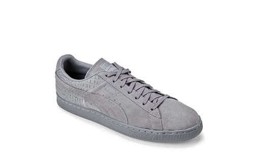 Puma Classic Embossed Low Top Sneaker