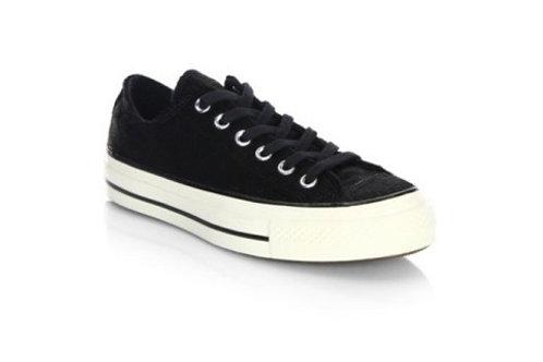 Converse Calf Hair Sneakers