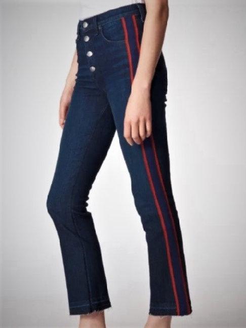 Veronica Beard Carolyn High Rise Jeans