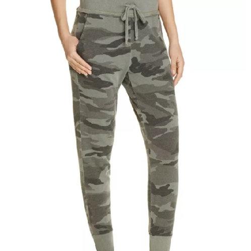 Splendid Camo Jogger Pants