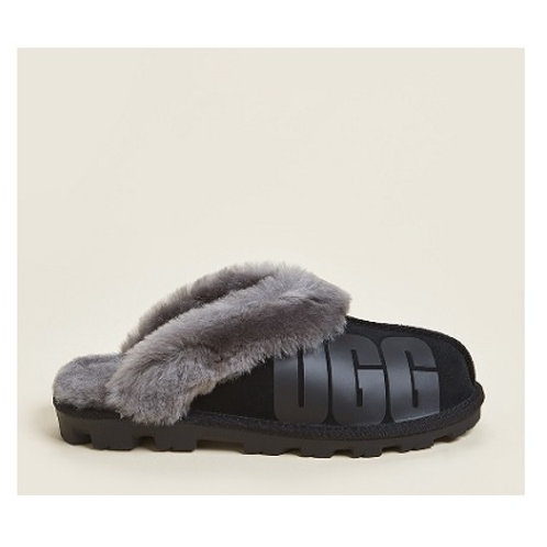 UGG Coquette Shearling Slippers