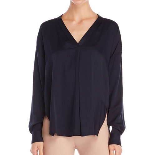Vince V-Neck Blouse
