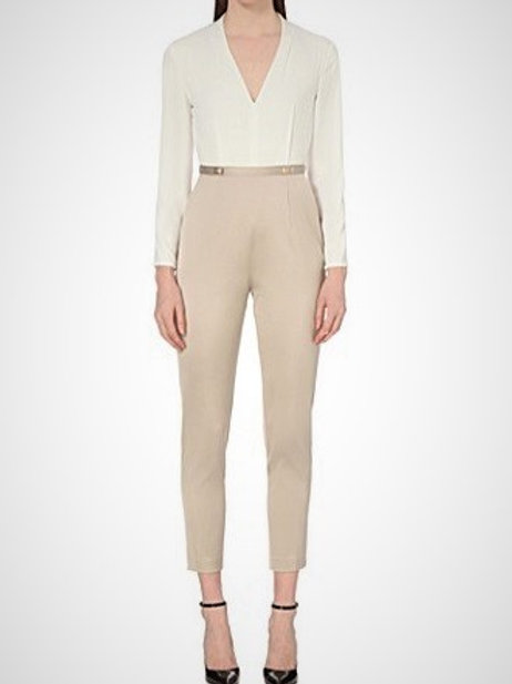 Reiss Belted Jumpsuit