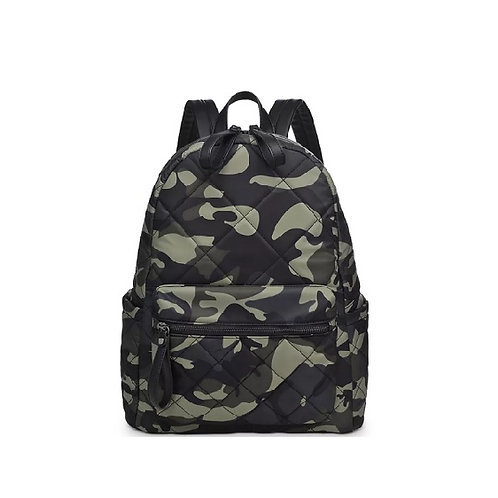 Sol & Selene Camo Backpack