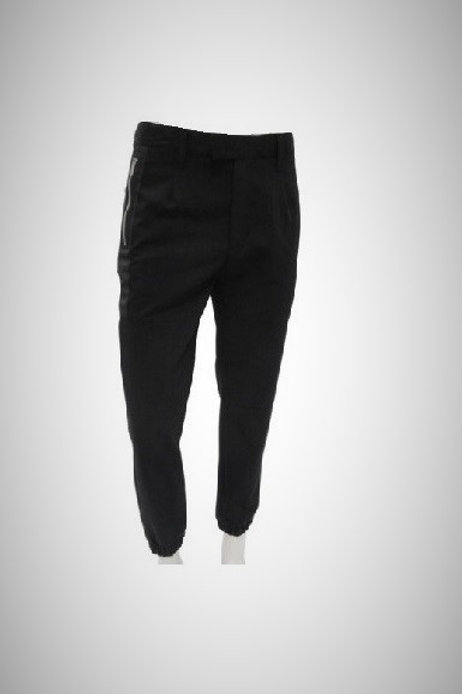 Karl Lagerfeld Paris Men's Dress Jogger Pants