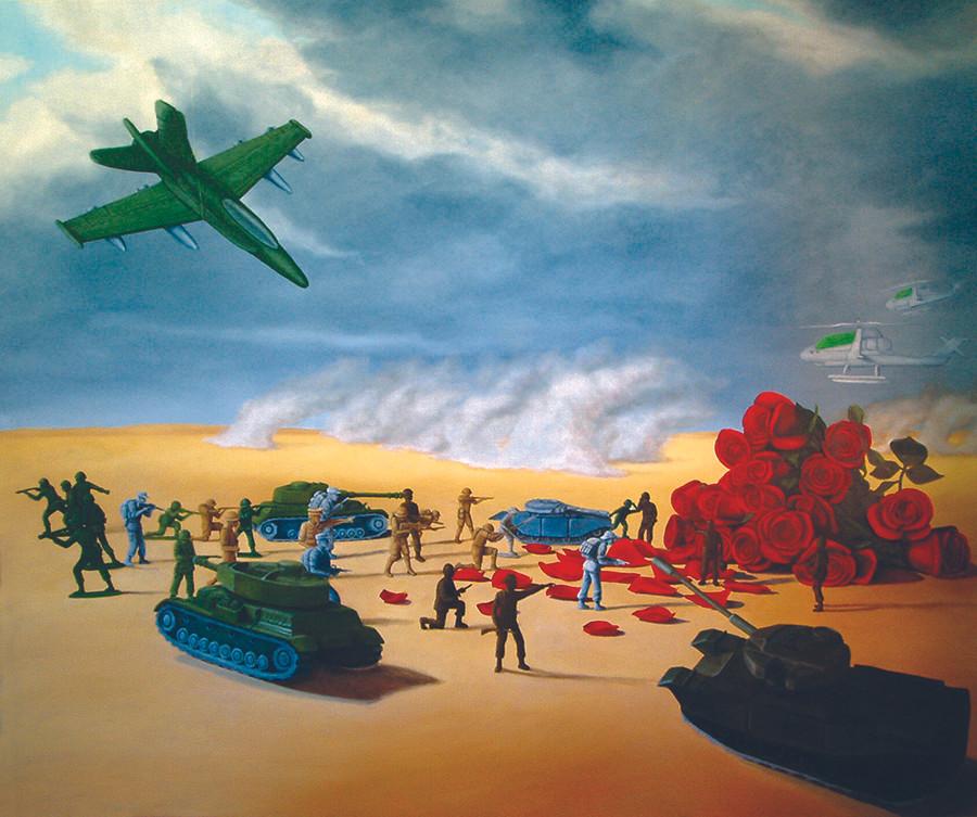 Invasion on Baghdad