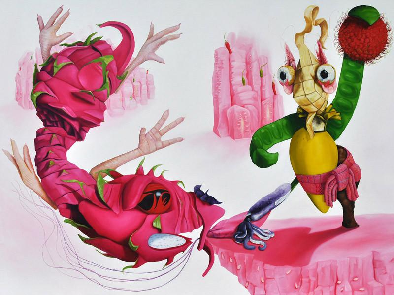 Little Dragon Ladies