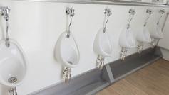 CLEAN FLUSH RENTALS | TWO DOOR EIGHT URINAL UNIT