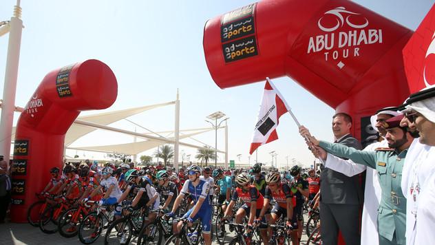 ABU DHABI CYCLE TOUR