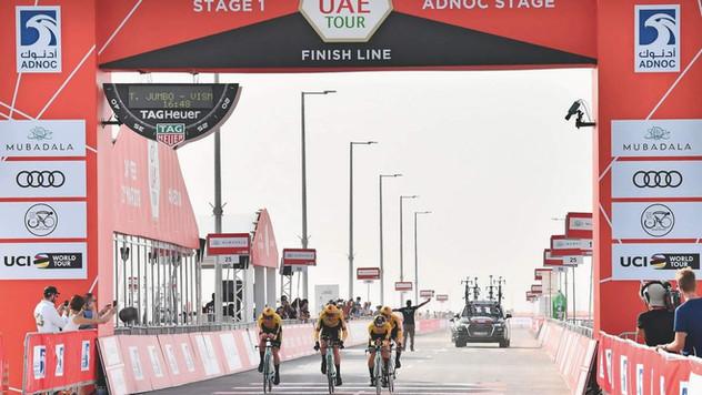 UAE CYCLE TOUR