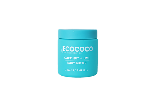 Coconut + Lime Body Butter