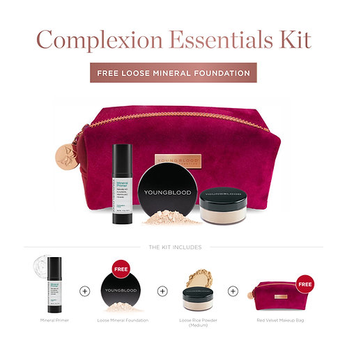 Complexion Essentials Kit