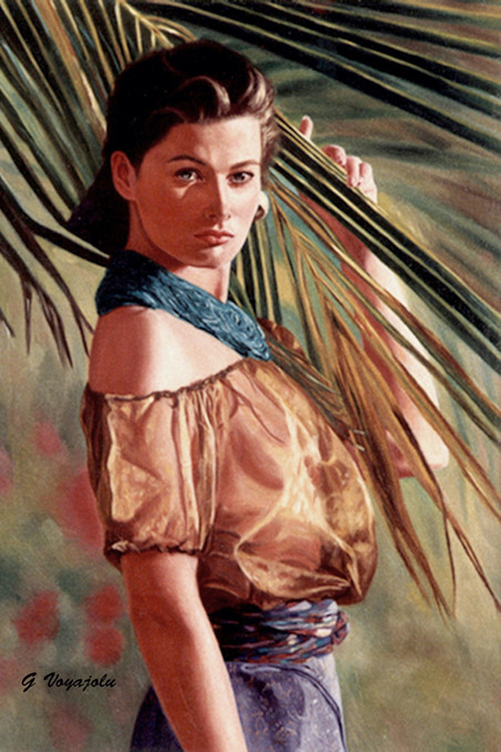 Girl of the Tropics