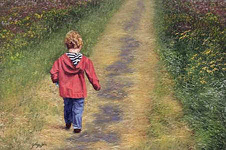 A Walk Through the English Countryside