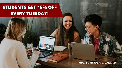 STUDENTS GET 15% OFF EVERY TUESDAY!.png