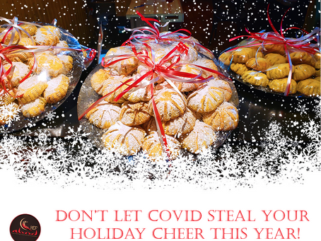 How to host a holiday party (during COVID)!