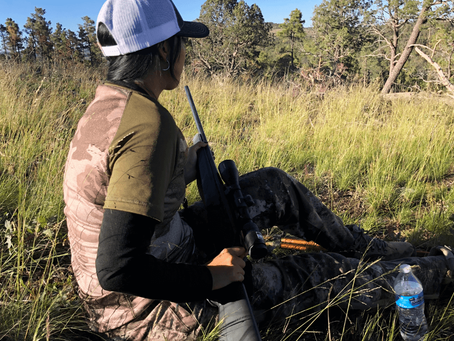 Women Elk Hunting: Loretta's Elk Hunt 2019