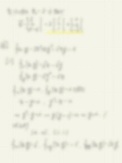 H20 東京農工大 3年次編入 数学 過去問解答