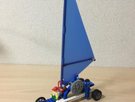 定例ワークショップ課題 陸上ヨット