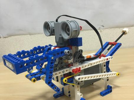 定例ワークショップ課題 ドッグボット