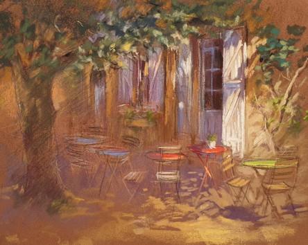 petite terrasse à Guérande
