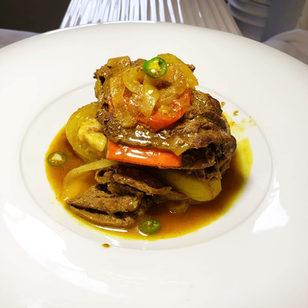 Beef Cebolada
