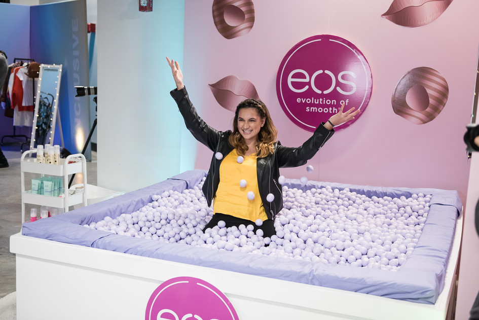 Event Design, Lip Gloss Ball Pit