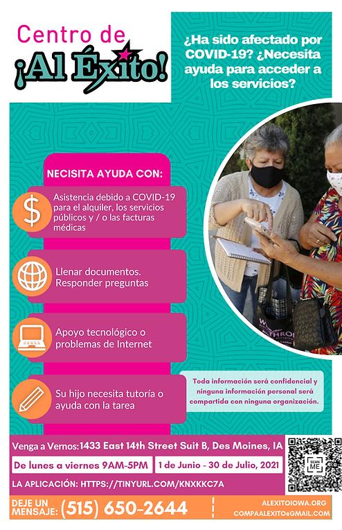 Centro De AE Poster Flyer.png