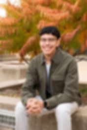 Senior Photo For Scholarship (Juan Carlo