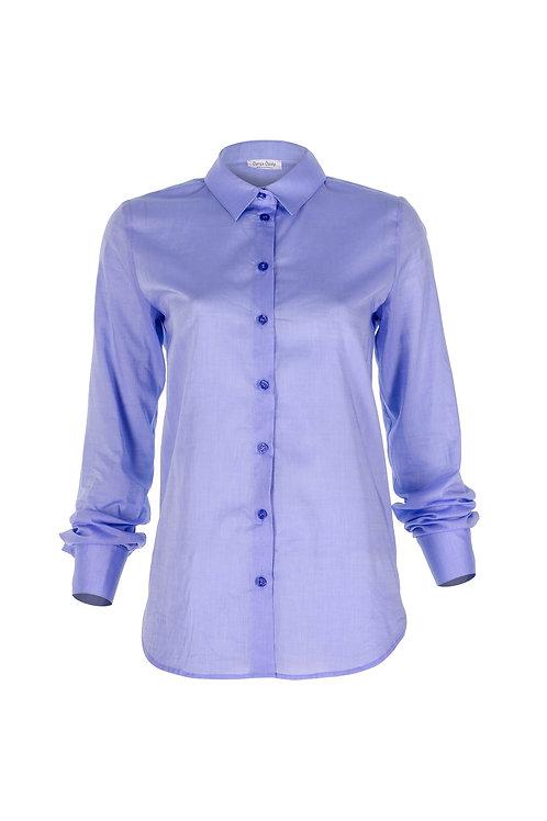 Mavi Vual Gömlek