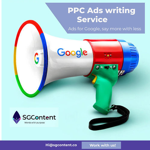 Google PPC ads by researching the best SEO organic keywords