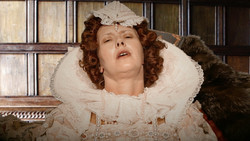 Elizabeth I on Her Death Bed