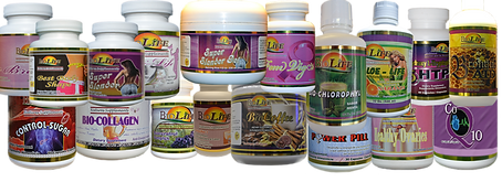 Exelife Productos