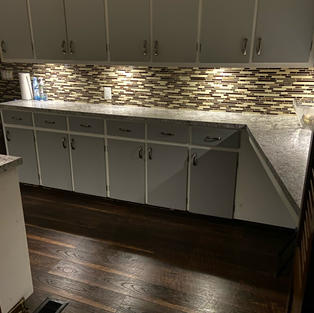 1725 Kitchen - Refinish
