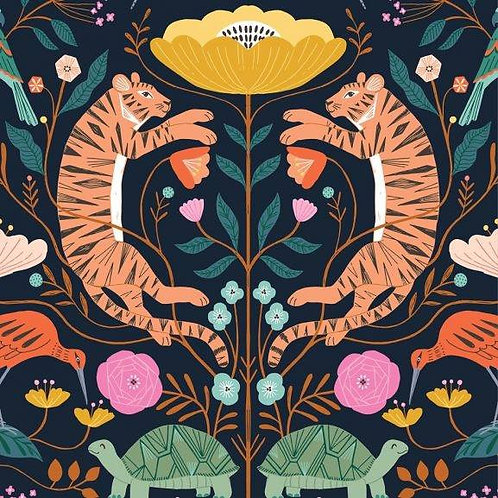 Our Planet Tiger  by Bethan Janine -