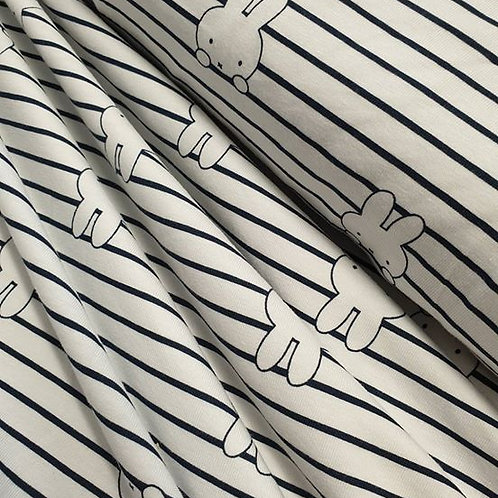 MIFFY - ORGANIC COTTON SPANDEX JERSEY
