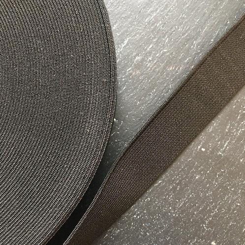 1 inch Elastic - Black