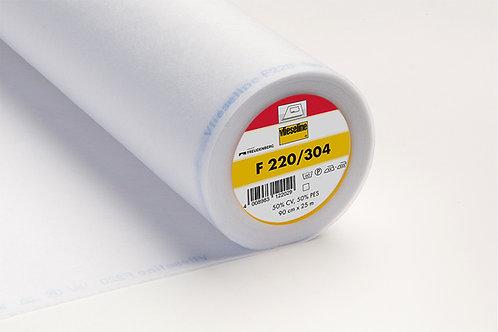 H220/304 Vlieseline Iron on Interfacing - Standard