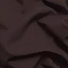 Chocolate - 100% Cotton Plain