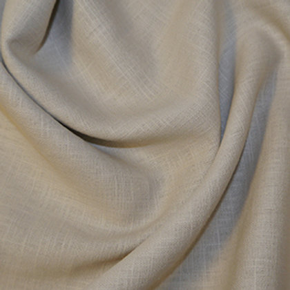 100% Cotton Linen - Naturel