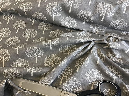 Trees - Cotton Linen Craft Canvas