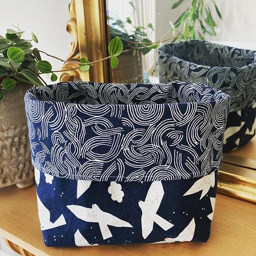Reversible Storage Basket Kit
