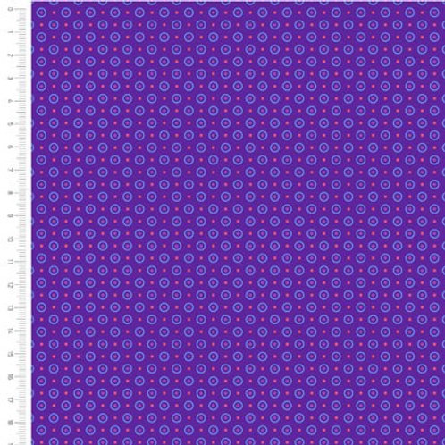 Stuart Hilliard - Makoti - Purple Dots